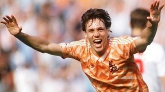 Van Basten remembers 'fantastic' EURO '88