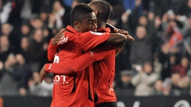 Fourth successive win takes resurgent Rennes top