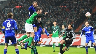 Leverkusen denied by Bremen at the death