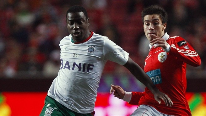 Kléber and Djalma leave Marítimo for Porto