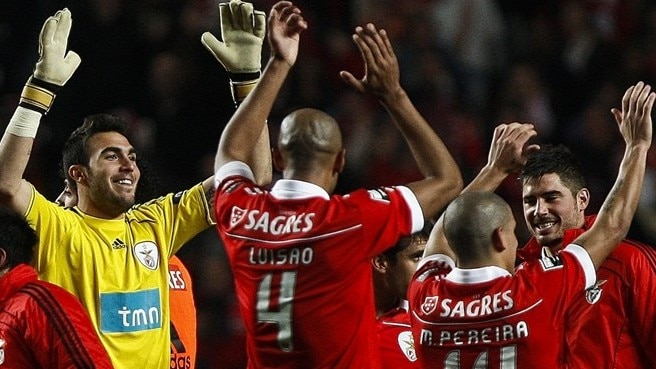 Semi-final win seals Benfica record