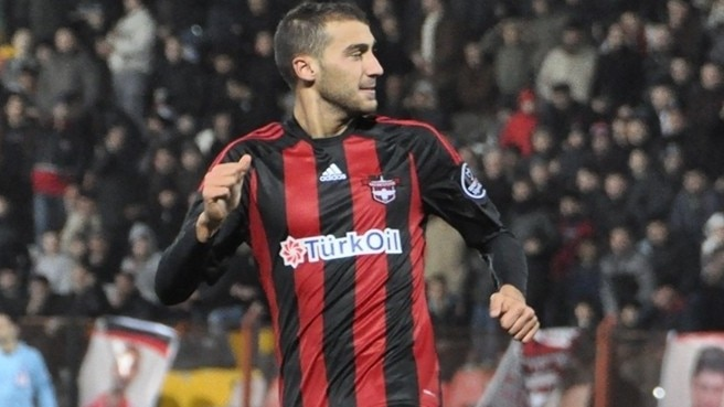 Gaziantepspor colt Cenk takes Turkey by storm