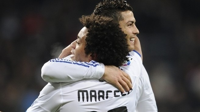 Ronaldo stars as Madrid rout Málaga