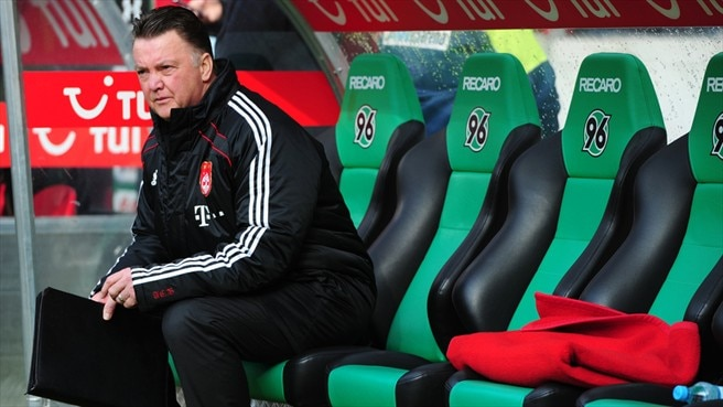 Van Gaal to leave Bayern this summer