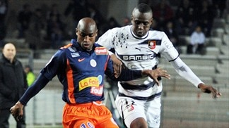 Boukari returns Rennes to Ligue 1 summit