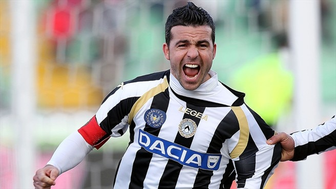 Goals keep coming for evergreen Di Natale