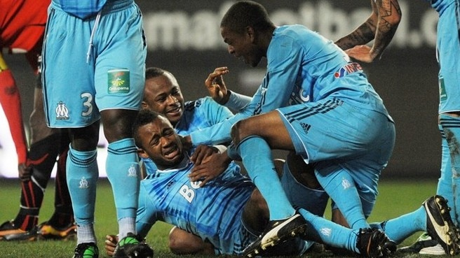 Marseille make their move with Rennes scalp