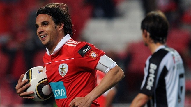 Nuno Gomes: Benfica philosophy paying dividends