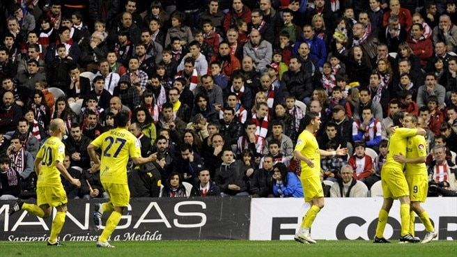 Villarreal vault Valencia to go third