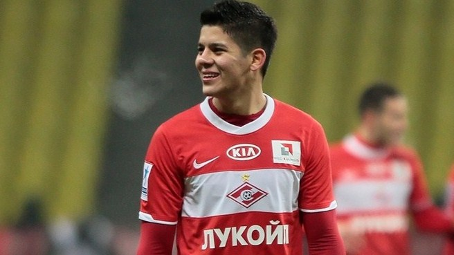 Rojo swaps Spartak for Sporting
