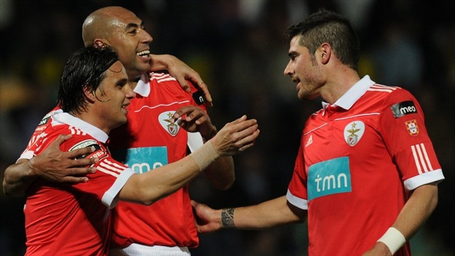 Old rivals Benfica and PSV play it again