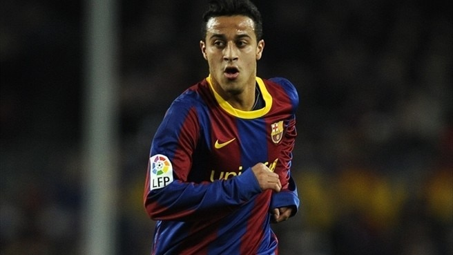 Barcelona tie down U21 champion Thiago