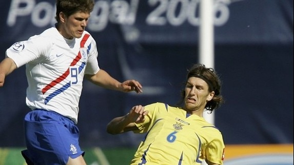 Pyatov and Chygrynskiy upbeat over Ukraine chances