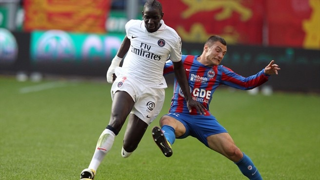 PSG's Sakho sidelined by hamstring injury