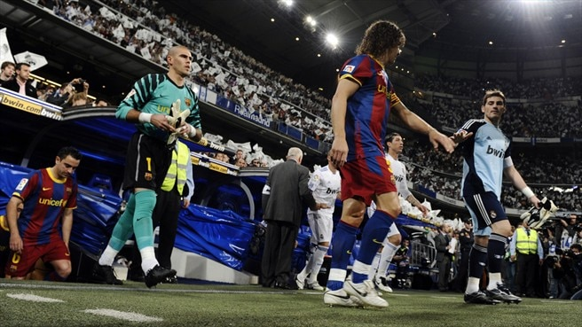 Madrid and Barcelona spurred on by Copa history