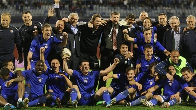 Double-chasing Dinamo wrap up Croatian crown