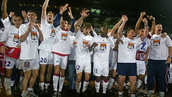 The rise of Olympique Lyonnais: Part one