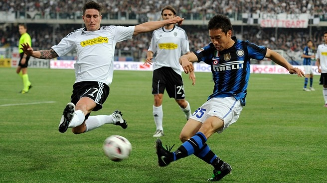 Nagatomo puts down roots at Inter