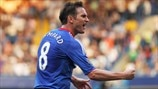 Frank Lampard in focus