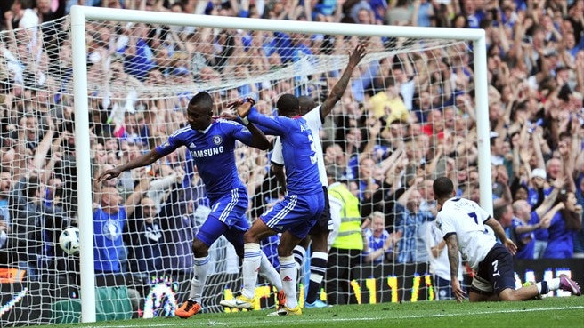 Capital gains keep Chelsea in title hunt