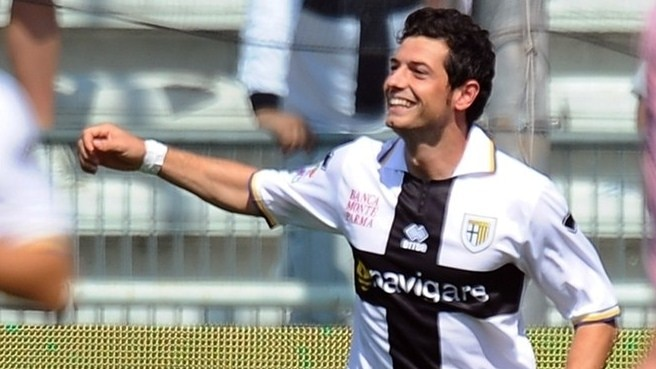 Dzemaili excited after leaving Parma for Napoli