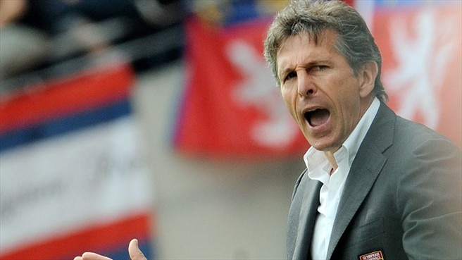 Lyon's Puel relieved but 'sad for Monaco'