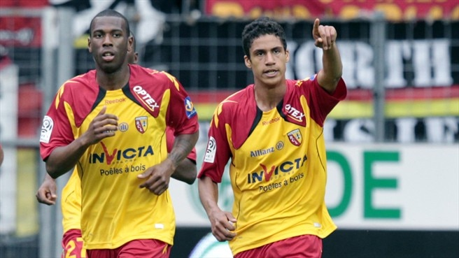 Madrid make move for Lens teenager Varane