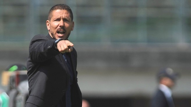 Lazio and Atlético test Simeone's loyalties