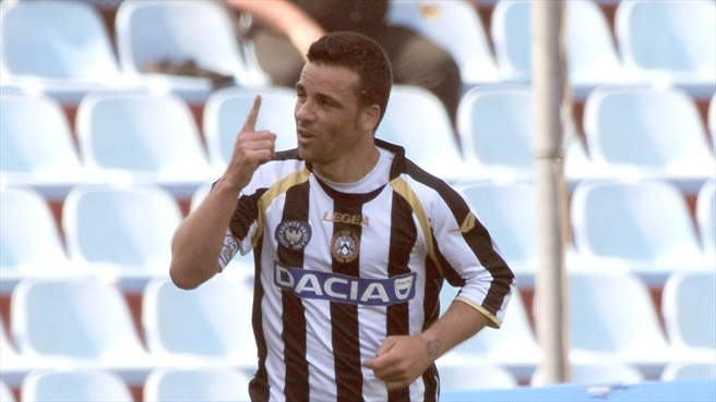Udinese leapfrog Lazio thanks to Di Natale double