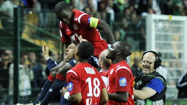 Lille take another stride towards Ligue 1 title