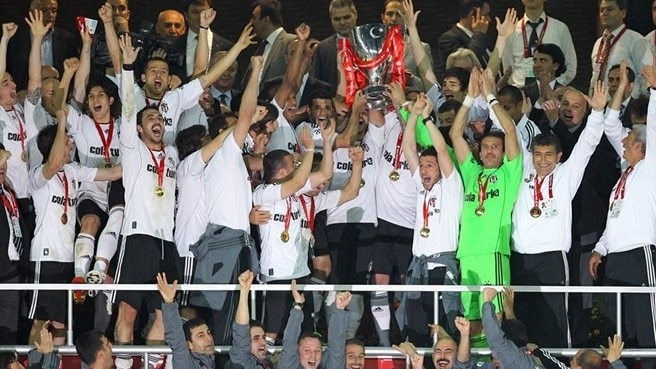 Simão spot-kick clinches Turkish Cup for Beşiktaş