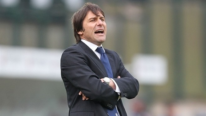 Conte returns to coach Juventus