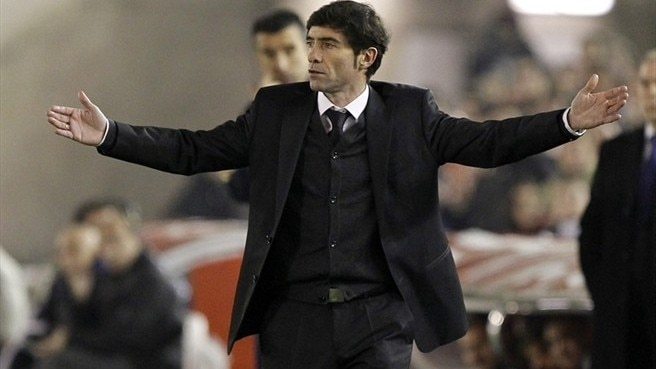 Marcelino installed as Sevilla coach