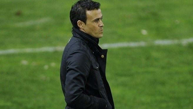 Luis Enrique accepts Roma role