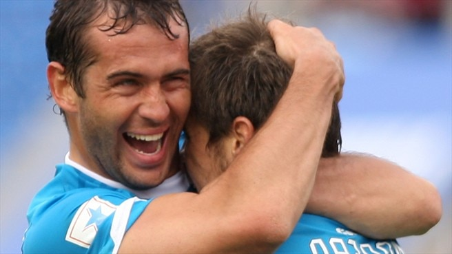 Club facts: Zenit