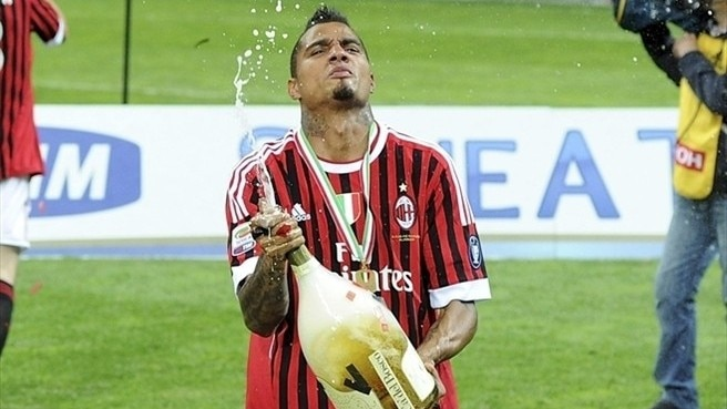 Boateng makes Milan move permanent