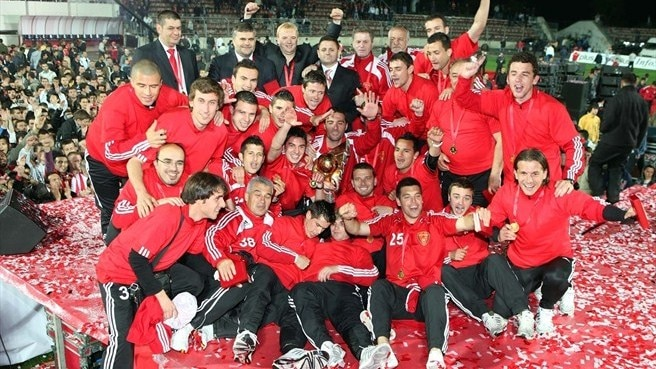 Season review: Albania