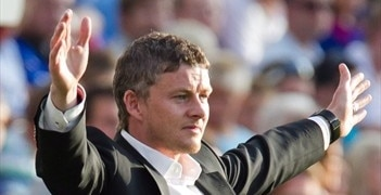 Ole Gunnar Solskjær has guided Molde to consecutive league titles
