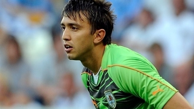 Lazio keeper Muslera joins Galatasaray