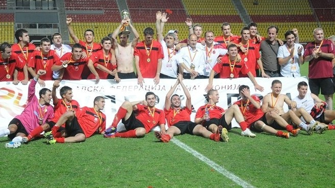 Skendija lift Macedonian Super Cup