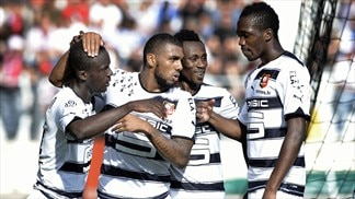 Rennes race out of the blocks at Dijon