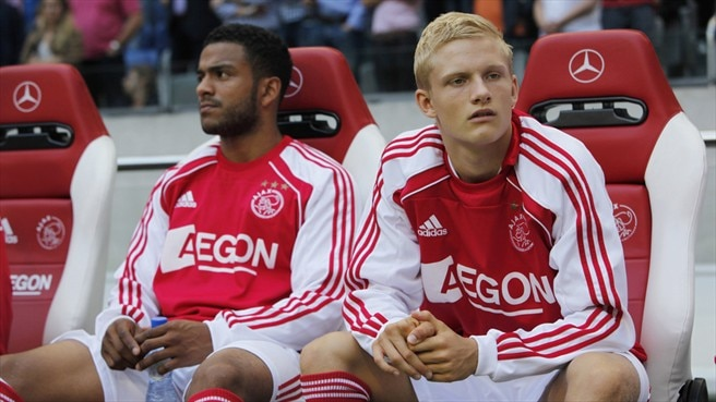 Teenager Boilesen missing for Ajax trips