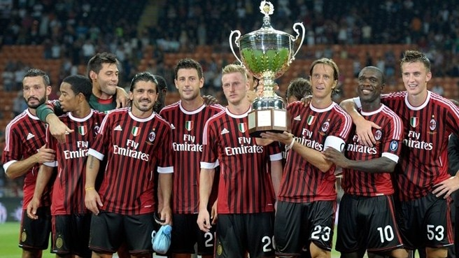 Milanese Serie A dominance under threat