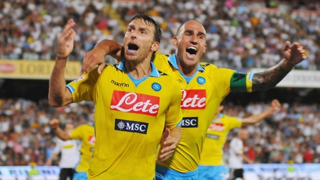 Napoli kick off with success at Cesena