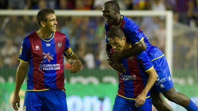 Unbeaten Levante maintain early season promise