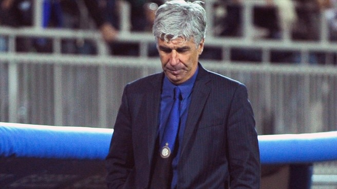 Struggling Inter let Gasperini go