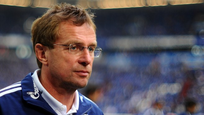 Rangnick steps aside at Schalke