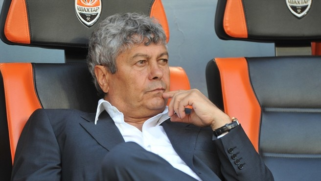 Lucescu taking nothing for granted as APOEL visit