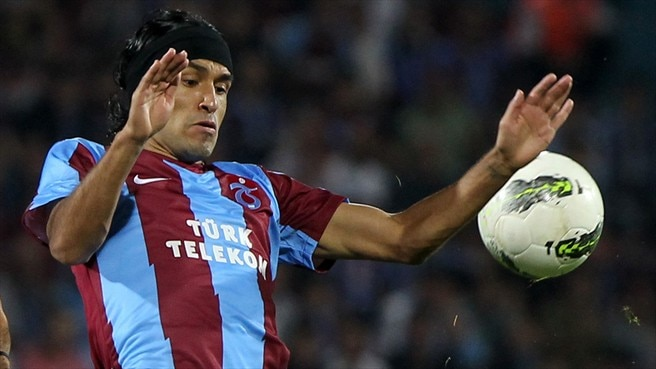 Mixed emotions for Trabzonspor's Güneş