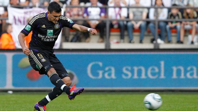 Free-scoring Anderlecht travel to Sturm
